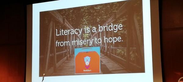 Bruisende inspiratiedag: Van BoekStartbaby tot Leesbeest op school