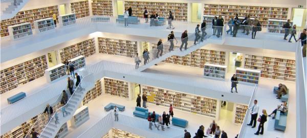Denktank van innovatieve experts voor de bibliotheek van de toekomst
