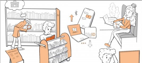 Drie nieuwe klantreizen: digitale hulpvragen, gratis leden en boeken zoeken