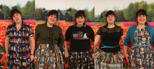 Interview Louise Otting: 'Ik droomde de boekenkasten!'