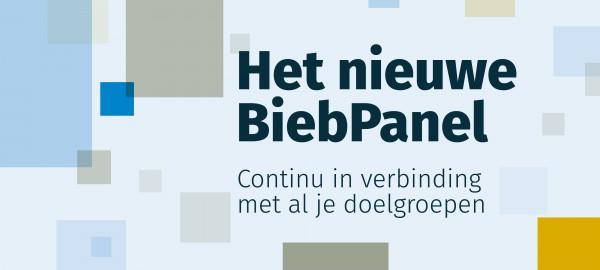 Doe mee met het nieuwe BiebPanel