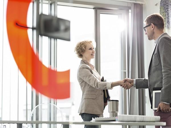 Samenwerken met strategische partners