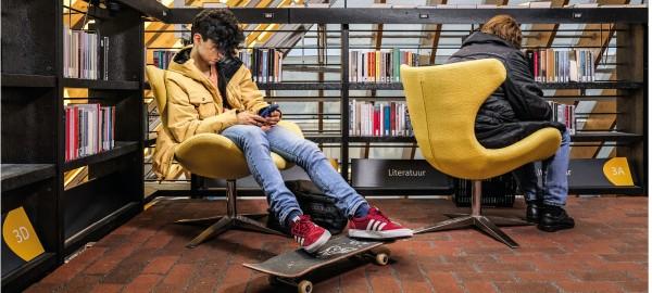 Raad voor Cultuur: 'Een bibliotheek voor iedereen'