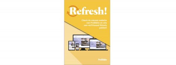 Refresh! Check deze site en win een verfrissend Rituals pakket!