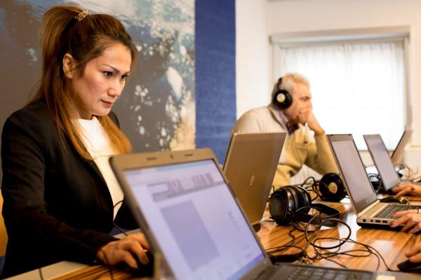"""""""Niet digitaal vaardige werkzoekenden in de Bibliotheek Hoorn"""""""