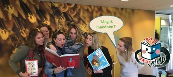 Vooraankondiging bibliotheekprogramma's Kinderboekenweek 2018