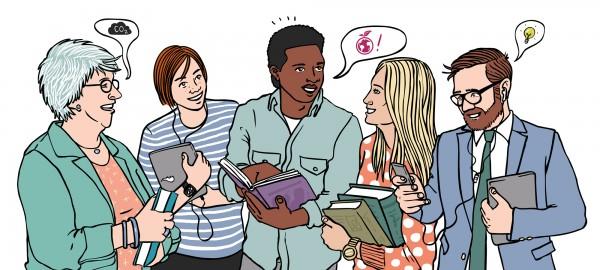 Boost je leesclub-service met onze communicatietoolkit en kaartenset