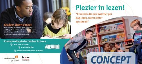 Plezier in lezen voor ouders