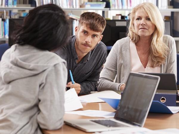 Versterken competenties samenwerken in netwerken