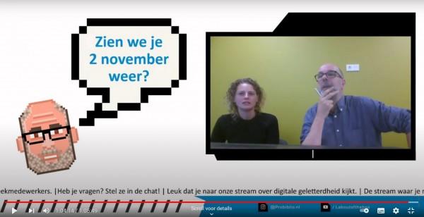 Twitch-stream Digitale geletterdheid: Twitch met ons het jaar uit!