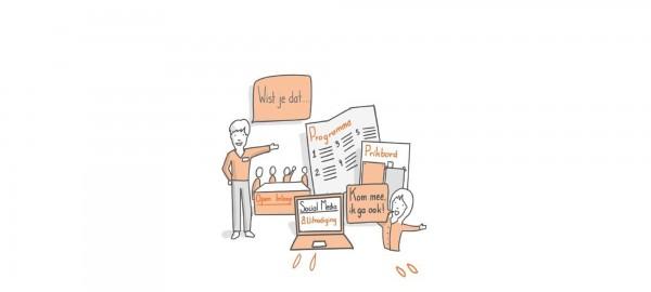 Kenniscirkel Marketing  en gebruikersbijeenkomst BiebPanel