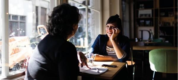 Interview met Melissa Prins: 'Ik wil elke dag even verliefd zijn'