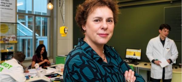 Interview met Ankie Kesseler: 'De bibliotheek staat in de gemeente nu hoger op de politieke agenda'