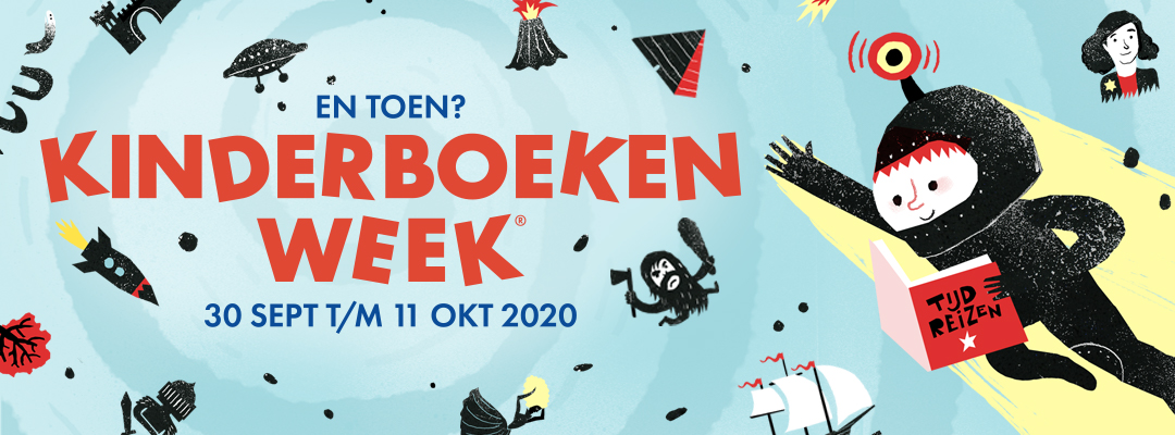 Communicatietoolkit Kinderboekenweek 2020 | Probiblio